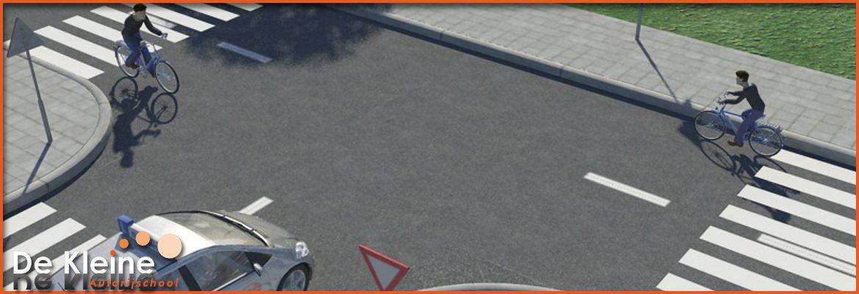 Autorijschool De Kleine rijles Hoogeloon rijbewijs B